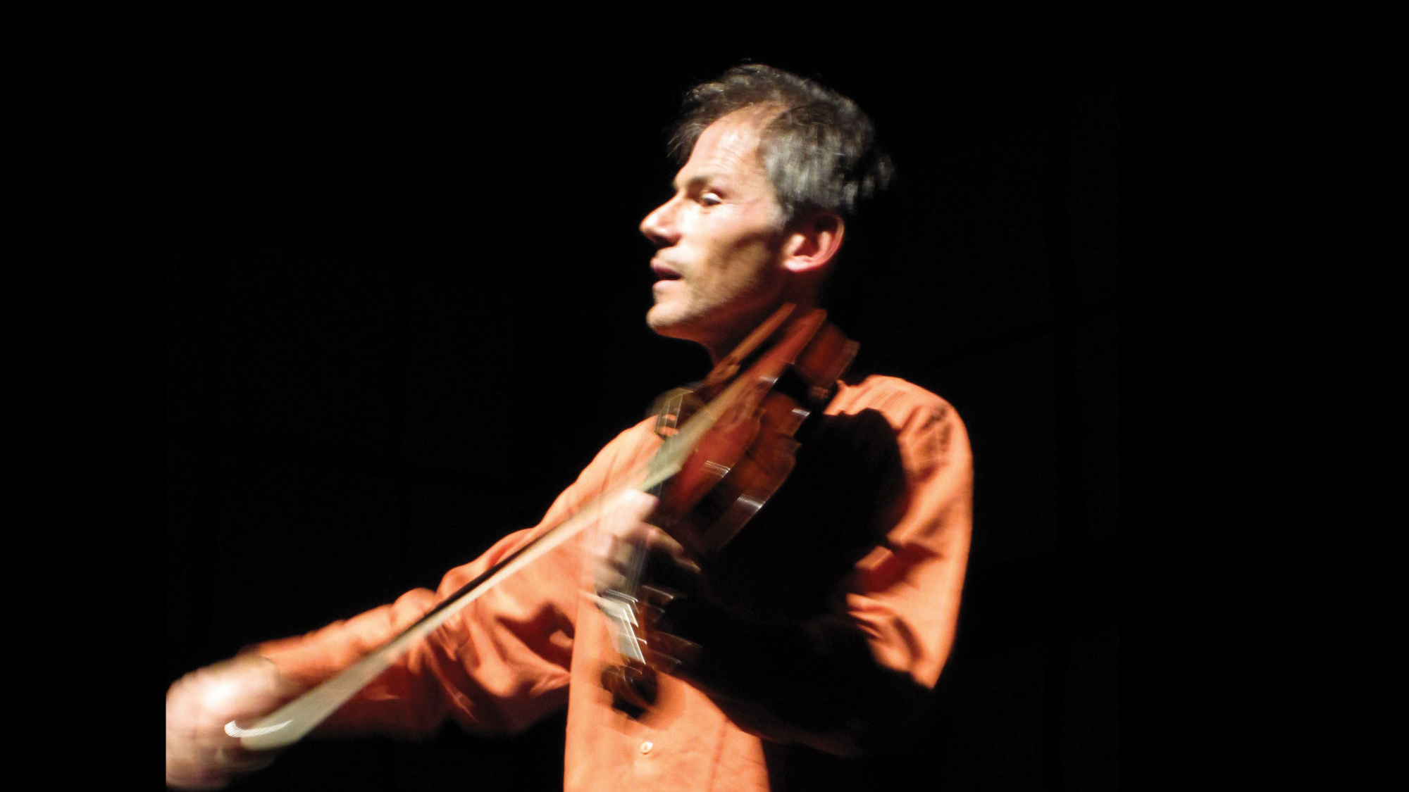 garth knox with his viola