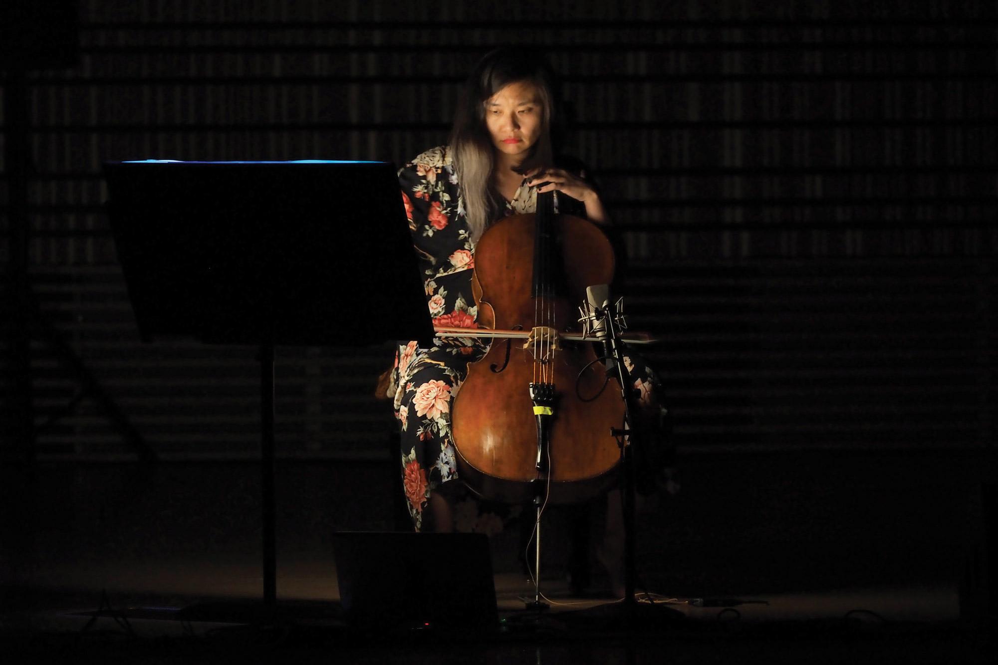 Spatial Audio Concert   Experimental Media and Performing Arts