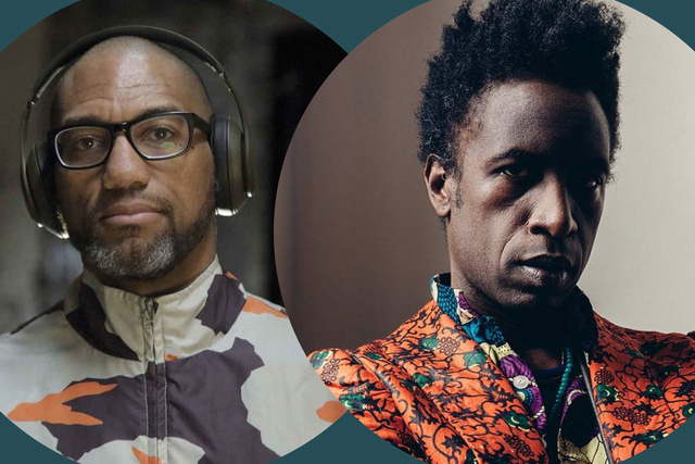 King Britt and Saul Williams