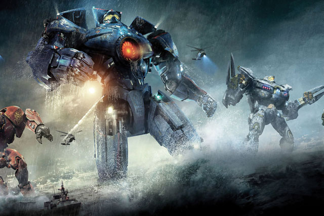 robots from pacific rim